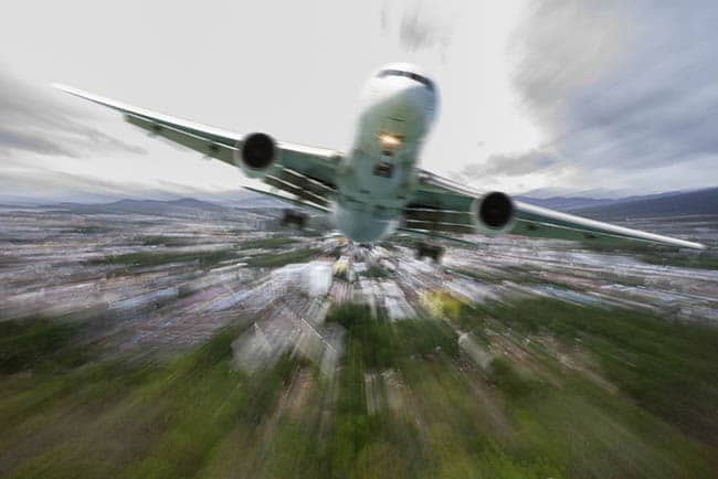 Out of control plane