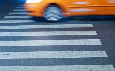 Right of Way, Pedestrian Crosswalk Laws in California