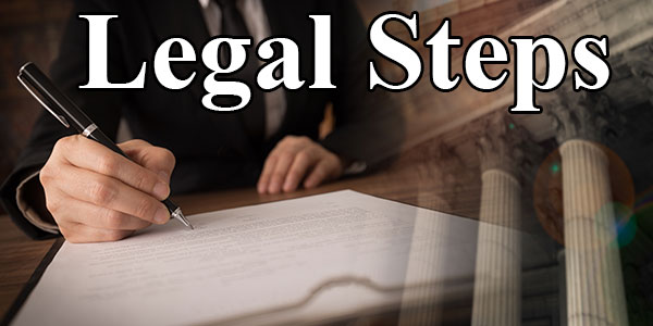 What are the Steps in a Personal Injury Case?