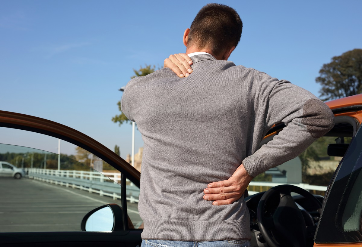 Back Injury and Spinal Cord Injury (SCI)