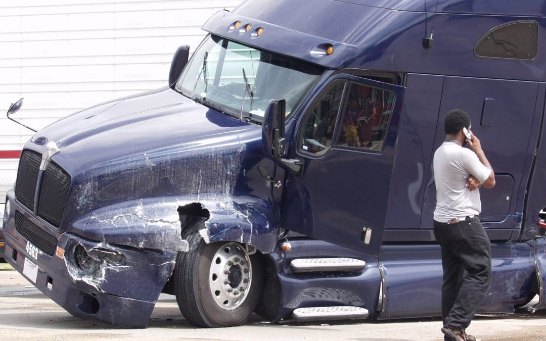 What to do if you have been hit by a Semi Truck / Commercial Vehicle