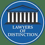 Lawyers of Distinction logo