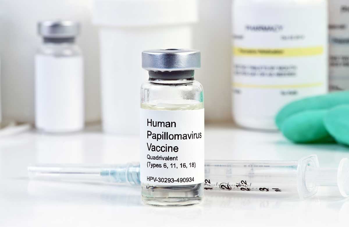 HPV Virus Vaccination
