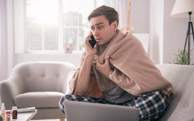 Can I Get Fired for Calling in Sick?