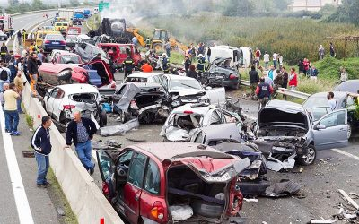 Multiple Vehicle Car Accidents